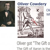 FB - Oliver Cowdery - Quiz Gift of Aaron