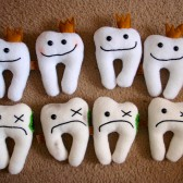 tooth pillows