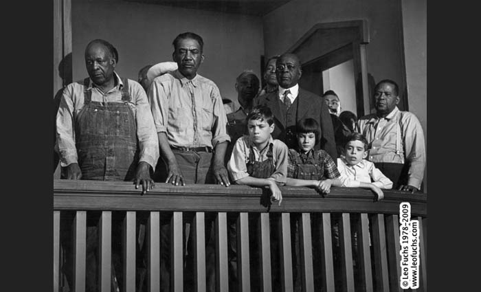 Scottsboro boys trial