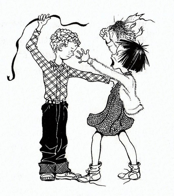 ramona quimby coloring pages - photo#13