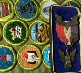 boy scout merit badges two