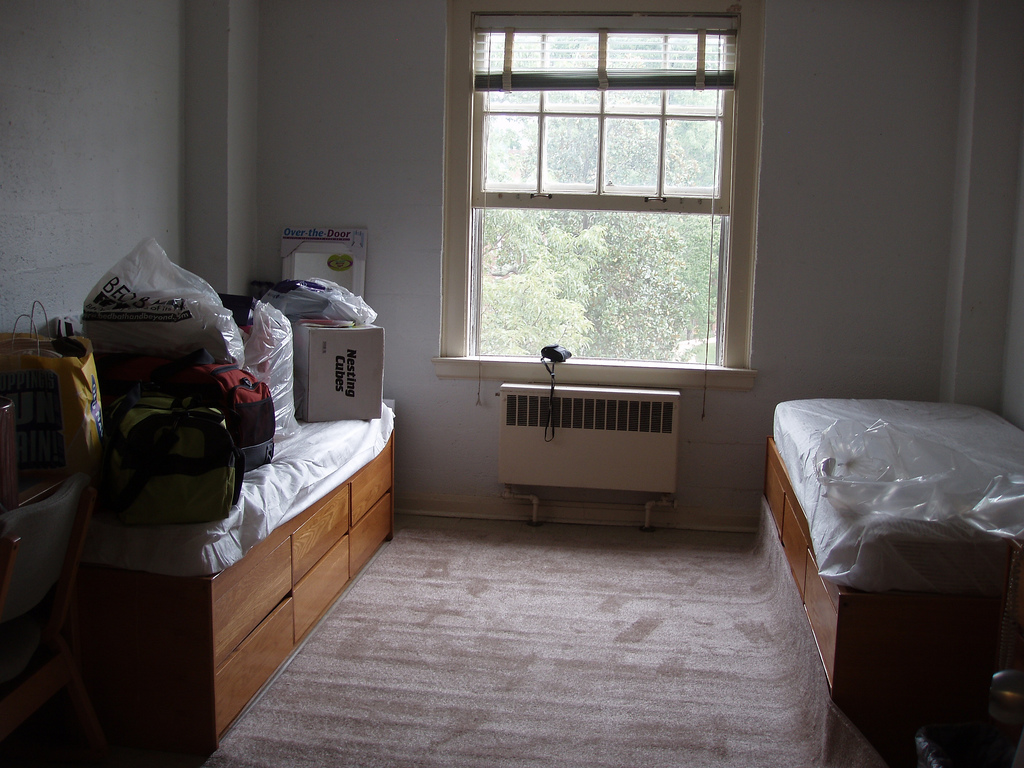 High Point University Dorm Room Blog Part 63